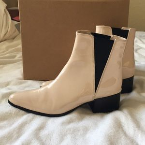Blush/Nude Chelsea Boot
